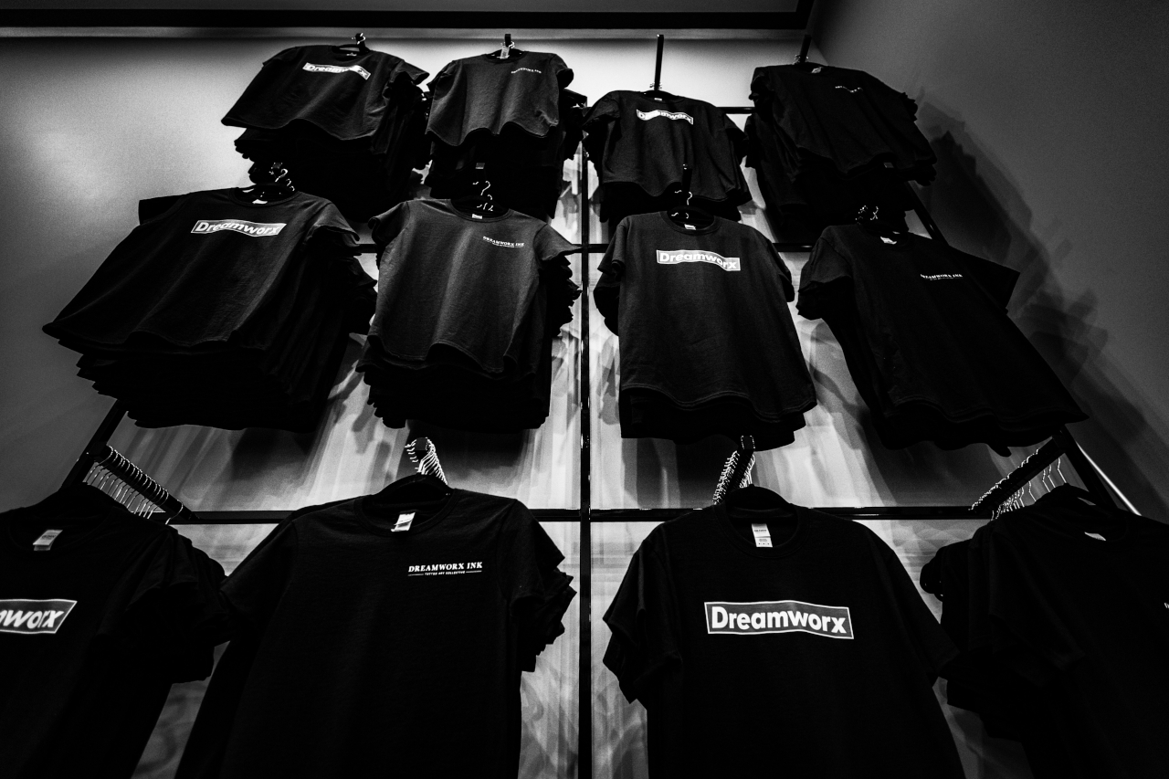 DreamWorx T-Shirts